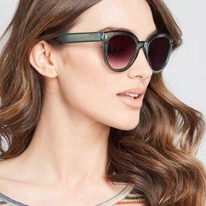 AJ Morgan Teal Clear as Day Sunglasses